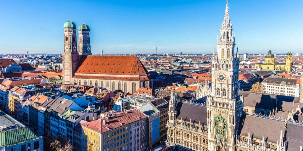 bavarian city munich