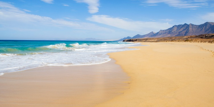 an image of the beach at Janda Natural Park, Fuerteventura